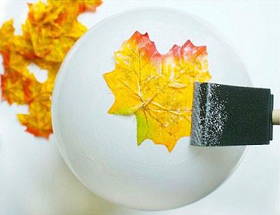 jesienna miseczka 1
