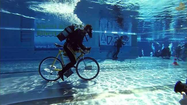 kolarstwo podwodne