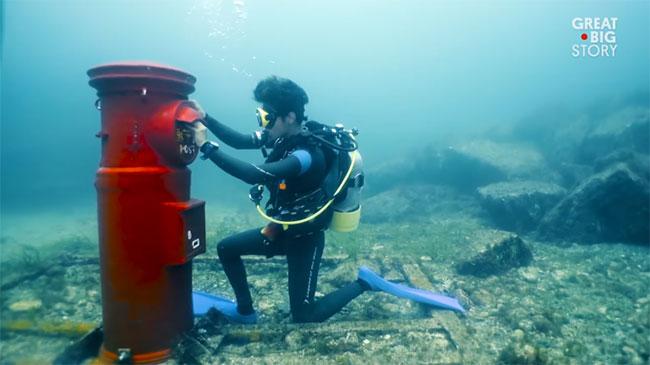 skrzynka pocztowa pod woda1